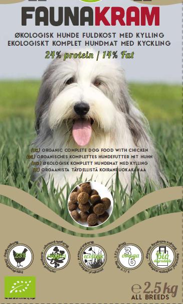 glucosamin til hunde